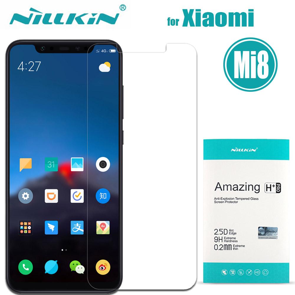 Xiaomi Mi8 Nillkin H Plus Pro 02m End 12 18 2020 1200 Am Anti Explosion Redmi Note 2 Tempered Screen Guard 02mm Glass Protector