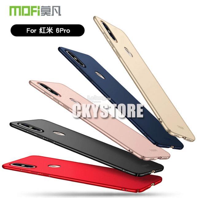 buy popular 090fe 4dc9d XIAOMI MiA2 / Mi A2 Lite MOFI Ultra SLIM Hard PC Hard Case