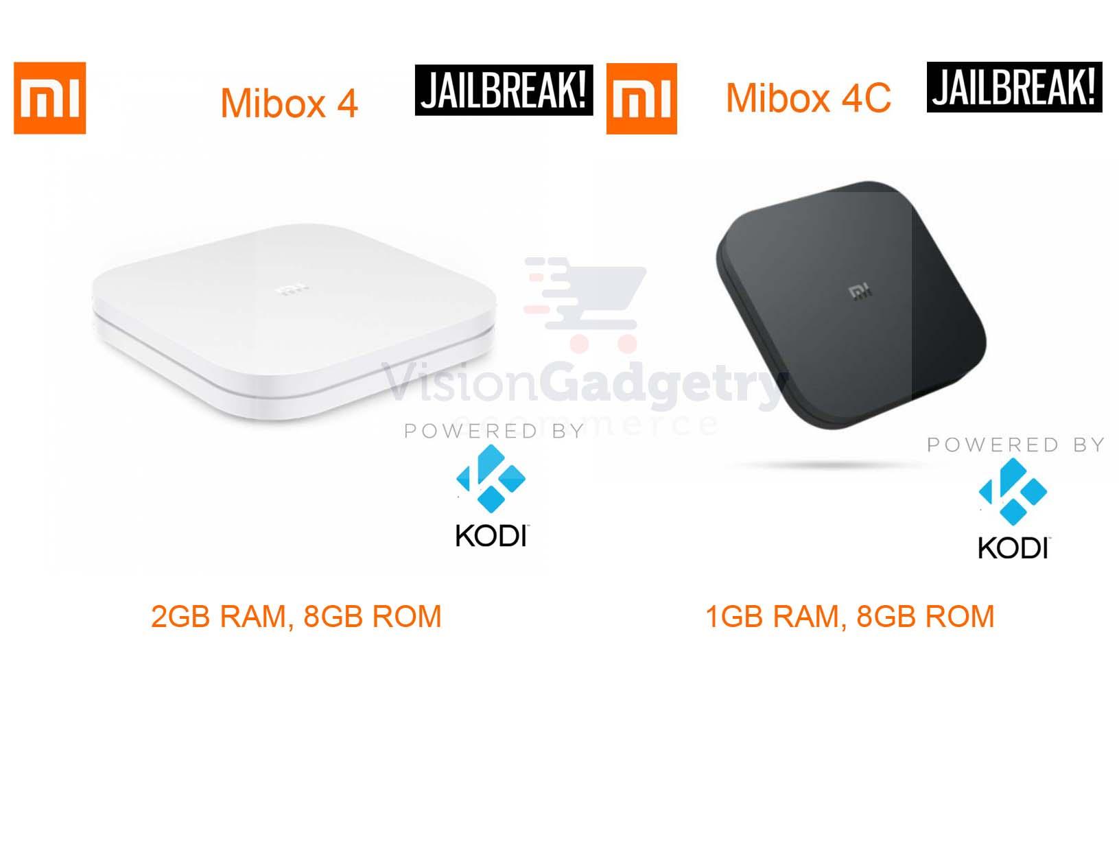 Xiaomi Mibox Box 4 4c 2018 64bit And End 182021 1200 Am