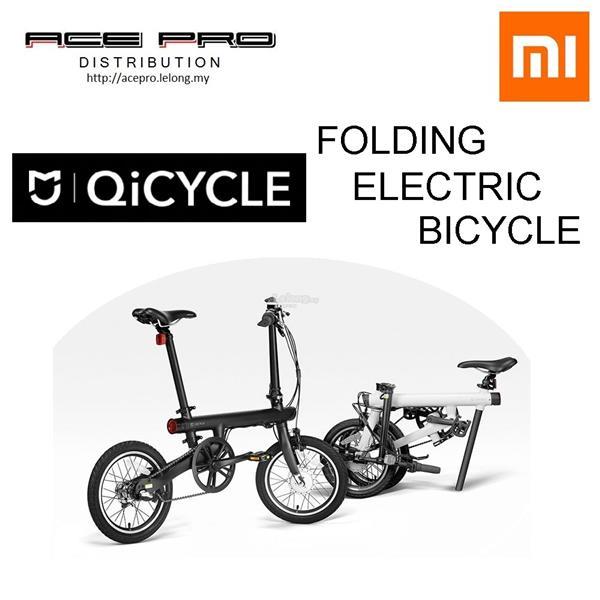 Xiaomi Mija Mi Qicycle Folding Elect End 3 11 2019 6 15 Pm