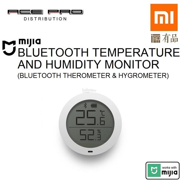 XIAOMI Mijia Bluetooth Temperature & Humidity Monitor - Digital Meter
