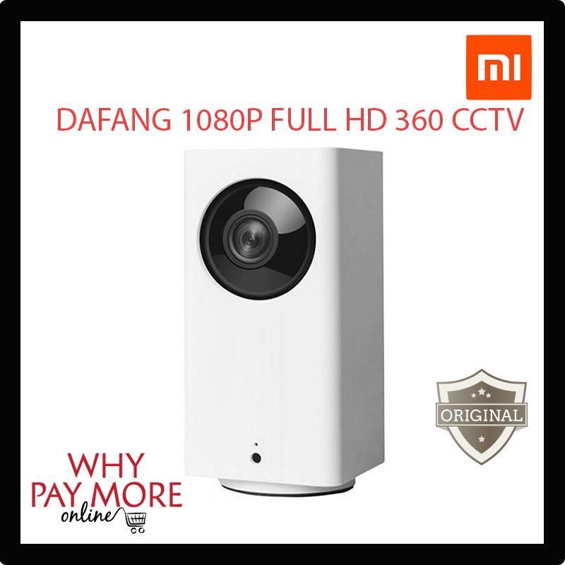 Xiaomi Mijia Dafang CCTV 1080P Camera 360 Panoramic Night Da fang HD