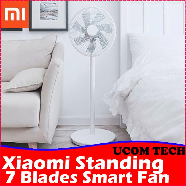 Xiaomi Mijia DC Inverter Smart Fan Standing Fan Smart Fan Apps Control