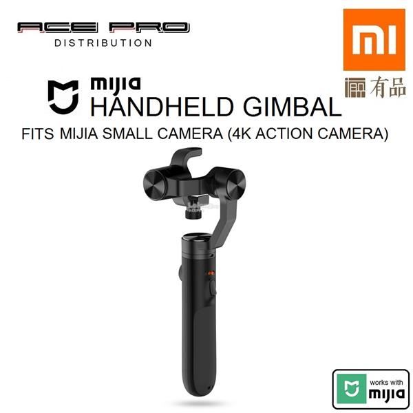 XIAOMI Mijia Mi Handheld Gimbal - Fits Mijia Small Action Sport Camera