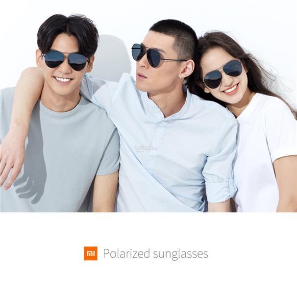 448c8d7b53 Xiaomi Mijia Polarized Sunglasses UV400 Outdoor Travel Unisex Global V. ‹ ›