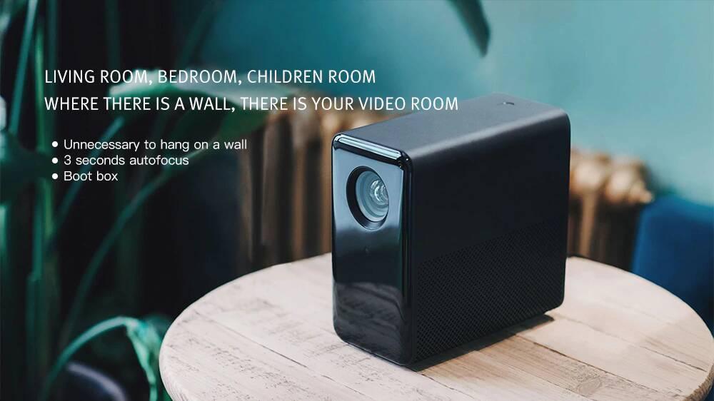 Xiaomi Mijia Portable Projector 800 (end 2/17/2022 12:00 AM)