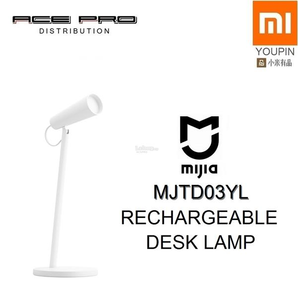 Table Light Xiaomi Lamp Mijia Rechargeable Mi Led Desk WEH9I2D