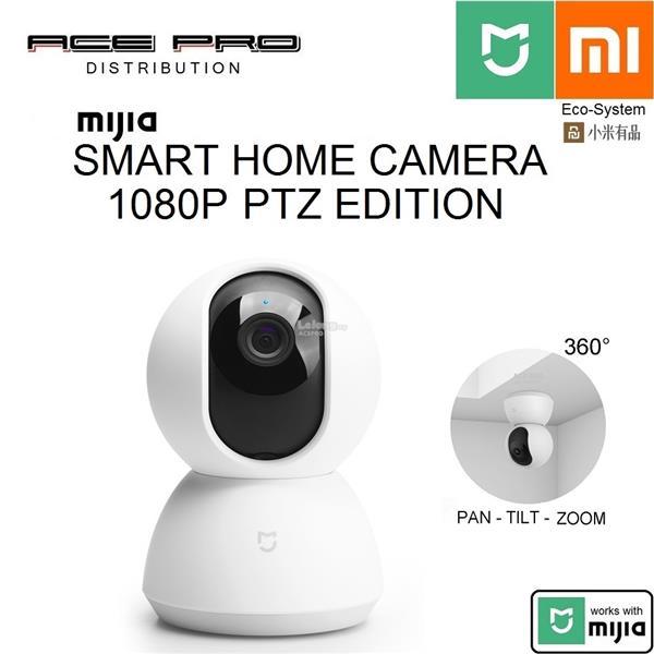 XIAOMI Mijia Smart Home Camera 1080P PTZ - 360° IP Cam CCTV