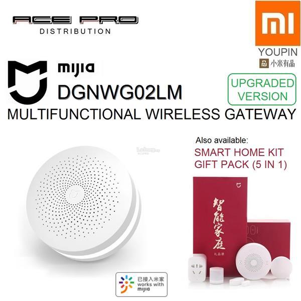 XIAOMI MIJIA Wireless Gateway - Mi Smart Home Control Hub Kit | ZigBee