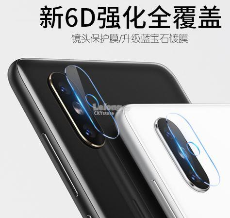 XIAOMI Pocophone F1 Flexible Soft Camera Glass Screen Protector