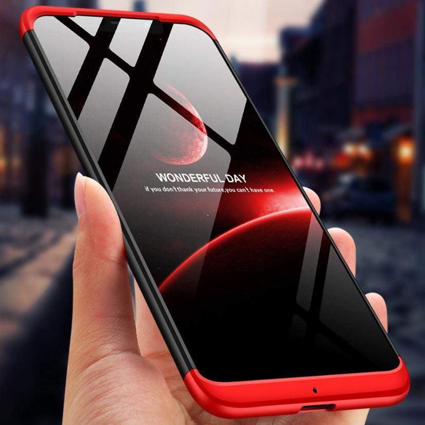 online store 0d3d4 8747e XiaoMi Pocophone F1 GKK 360 Full Protection Case Cover