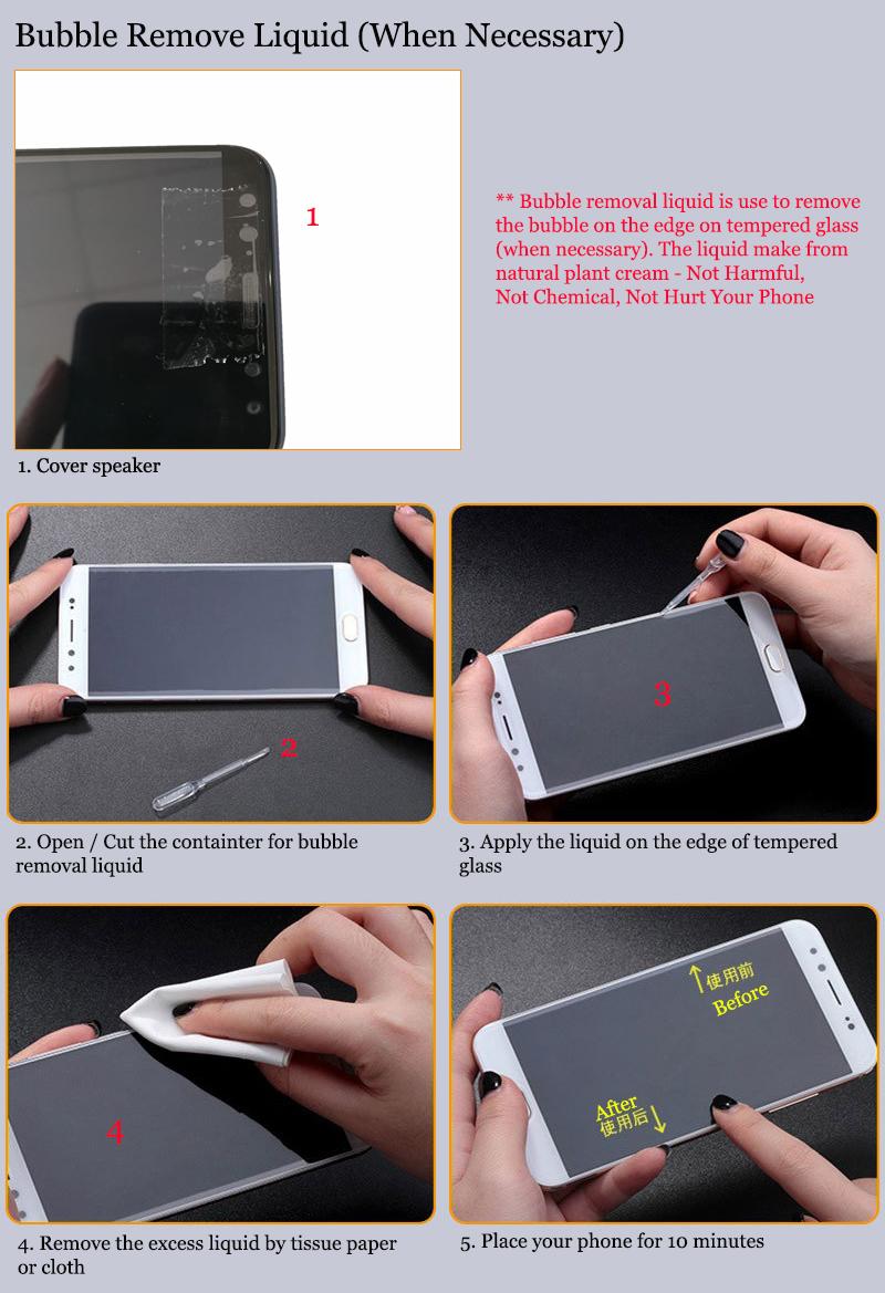 Xiaomi Pocophone F1 Tempered Glass Screen Protector Anti Blueray