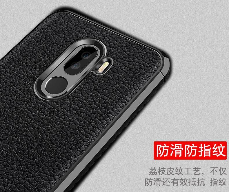 new concept 716b9 cafeb Xiaomi Pocophone F1 Shockproof Anti-Fingerprint Rugged Armor TPU Case