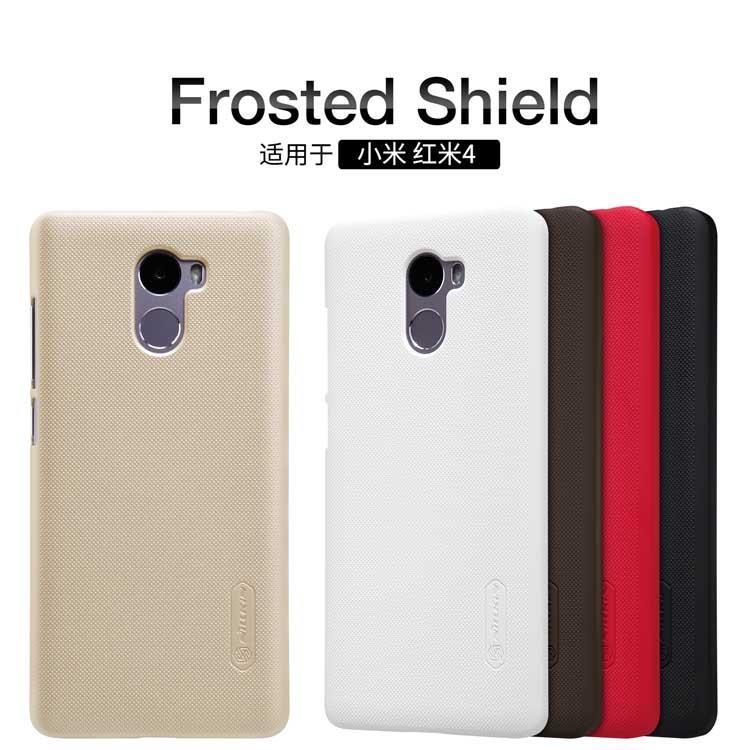 XiaoMi Redmi 4 4X 4A Pro Prime Nillkin Frosted Shield Case Cover SP. ‹ ›
