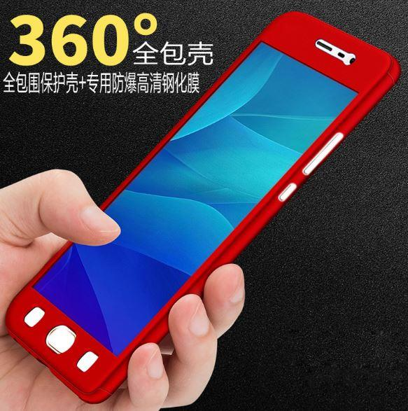 the best attitude a7d26 b7524 XIAOMI REDMI 4X/ MI MAX 2 / Mi5X/ Mi A1 360 FULL Tempered Glass Case