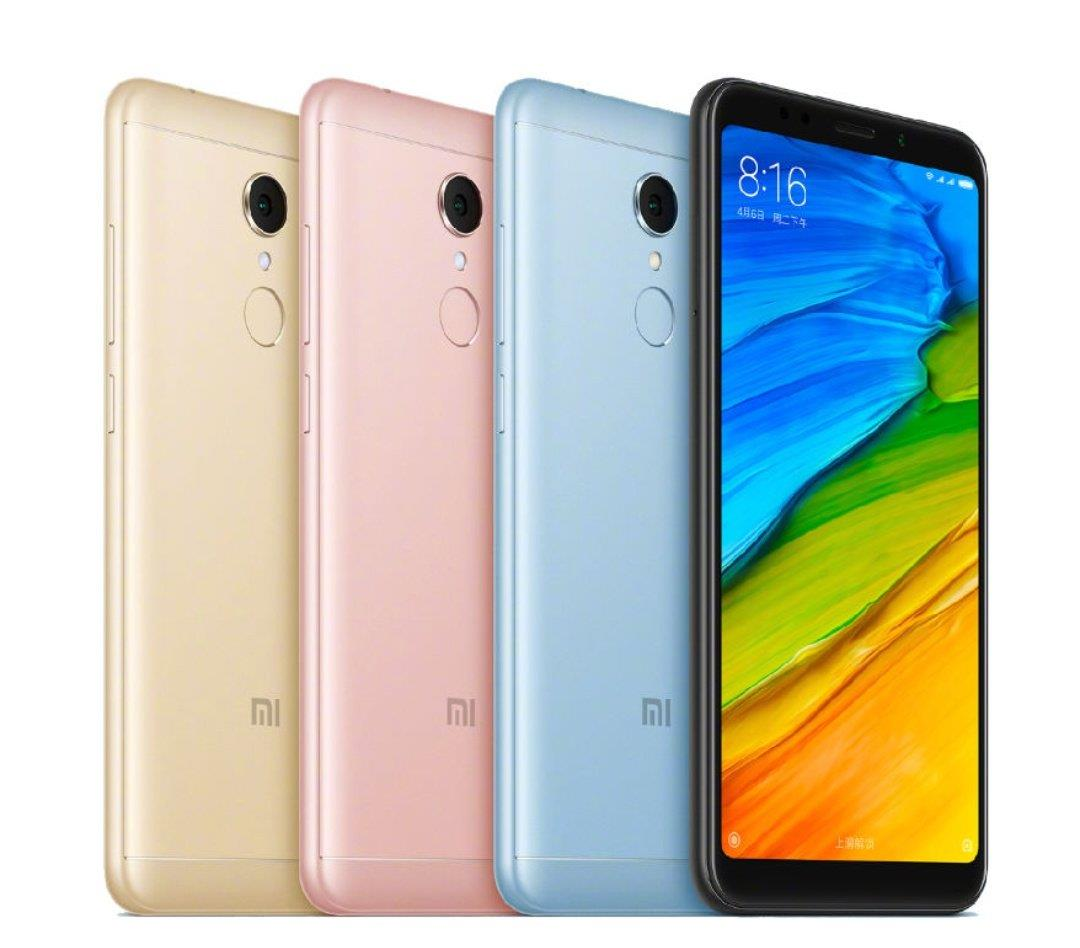 Xiaomi Redmi 5 Plus 32GB 64GB ROM End 2 8 2019 115 PM