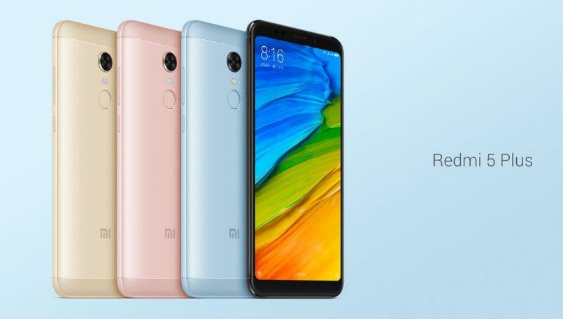 Buy Xiaomi Redmi Note 4 4 Gb Ram 64 Gb Rom Mobile: Xiaomi Redmi 5 Plus 5.99' 64GB ROM + (end 8/31/2019 1:15 PM