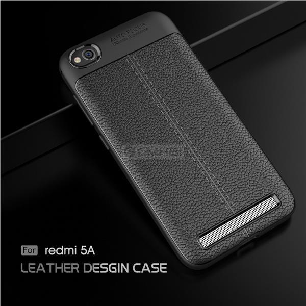 timeless design 1e536 5e0ff Xiaomi Redmi 5A LYCHEE Rugged Tough Slim Armor TPU Bumper Cover Case