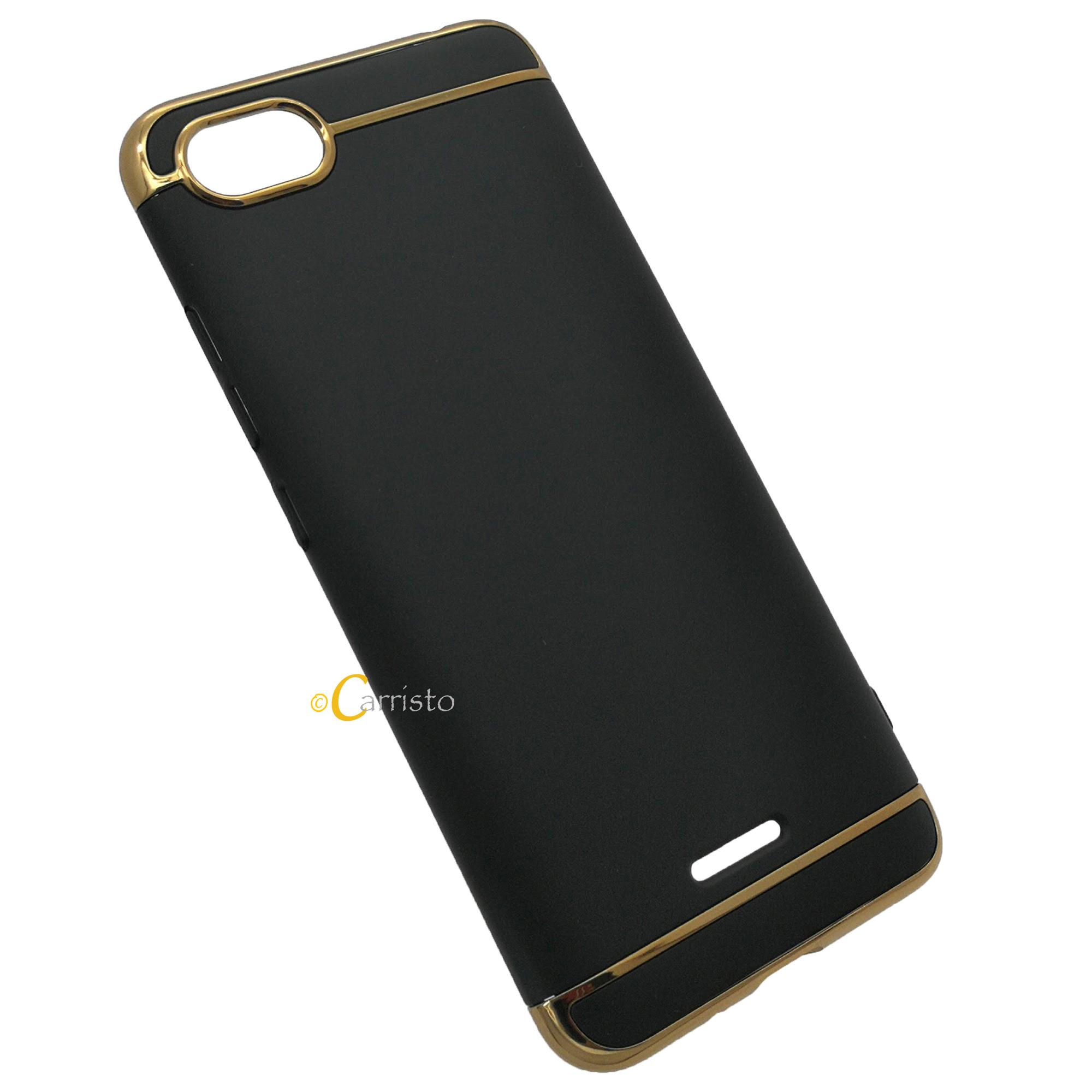 new arrival 439d4 51562 Xiaomi Redmi 6 Redmi 6A Hard Case Cover Casing Housing