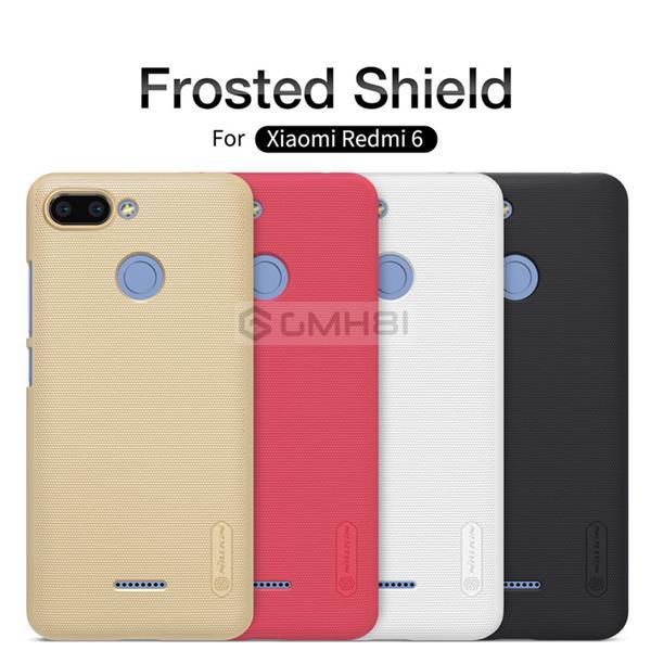hot sale online ef92c f36ab Xiaomi Redmi 6A 6 Pro Mi A2 Lite Nillkin Frosted Hard Back Cover Case