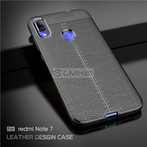 Xiaomi Redmi 7 Note 7 LYCHEE Rugged Tough Armor TPU Bumper Cover Case