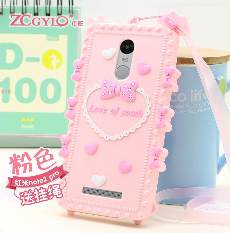 Xiaomi Redmi Note 2 3 Pro ShakeProof Silicone Back Case Cover Casing