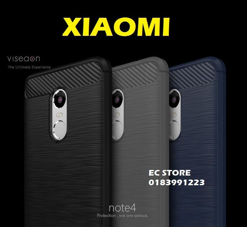 pretty nice 96c51 75ee1 Xiaomi Redmi Note 3 4 3 Pro Mi6 Mi Max 2 Viseaon Soft Silicon TPU Case