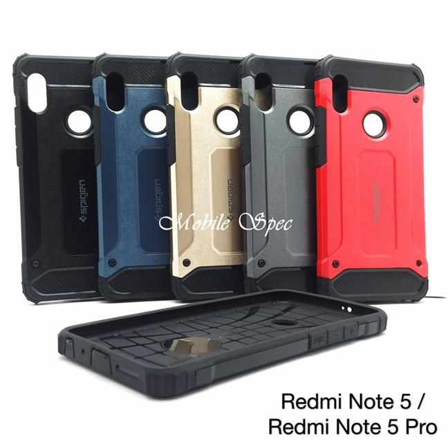 competitive price 444af f44fa XIAOMI REDMI NOTE 3 4 5 5A PRO PRIME SPIGEN TOUGH ARMOR CUSHION CASE