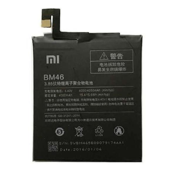 XiaoMi RedMi Note 3 4000mAh BM46 Origial Battery