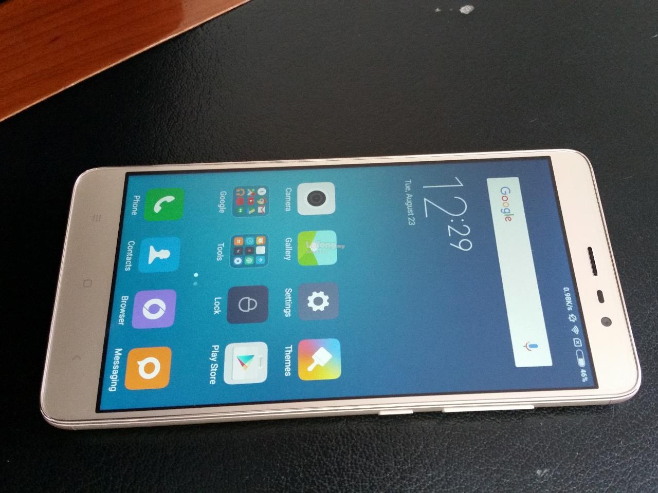 Xiaomi Redmi Note 3 Pro 32gb Gold 3g End 9 4 2016 215 Pm 32 Gb 3gb Rom Snapdragon 650