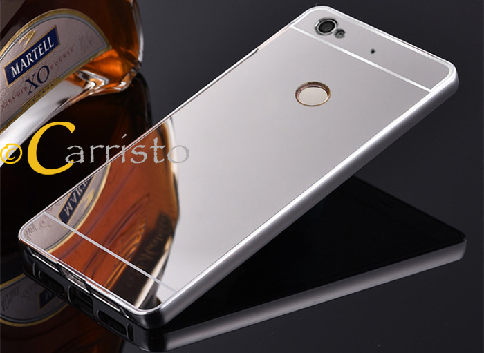 meet f4ad7 35528 Xiaomi Redmi Note 3 Redmi 3S Pro Mi 5 Mi Max Mirror Cover Case Casing