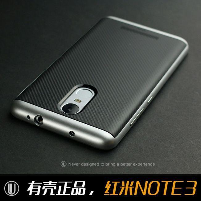 best website d2454 4dac8 XIAOMI REDMI NOTE 3 SPIGEN Ultra SLIM Neo Hybrid Case Cover