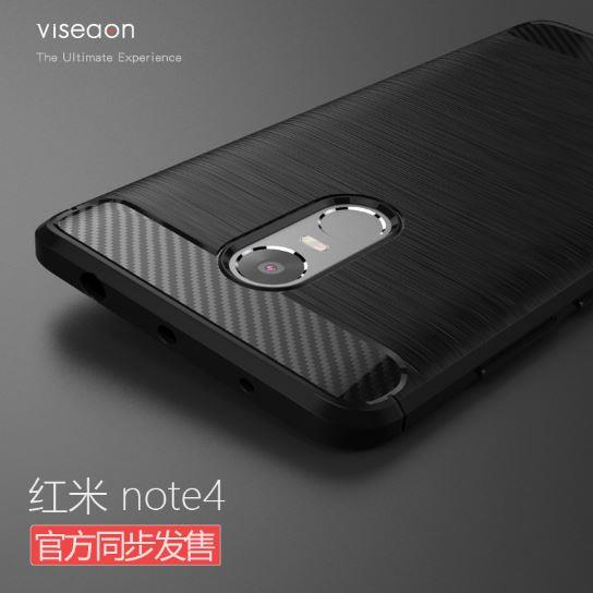 the best attitude 62c01 5d59b XIAOMI REDMI NOTE 4 4X Ultra Slim Durable Full Protection BACK Case