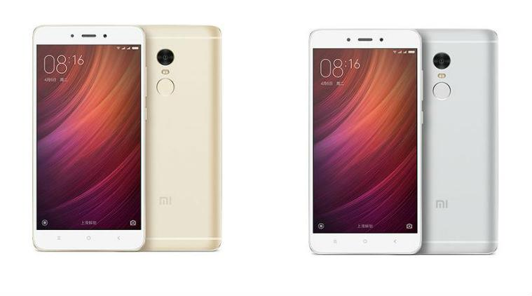 "Xiaomi Redmi Note 4x 5.5"" Playstore Snapdragon 625 32GB/3GB Import Set"