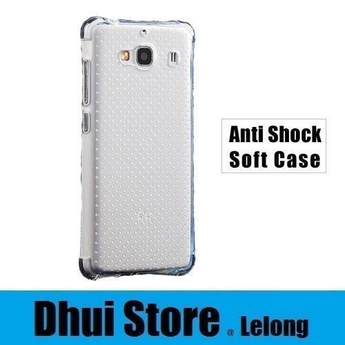 online retailer d0f65 e3755 Xiaomi Redmi Note 4X Air Cushion Anti Shock Transparent Soft Case