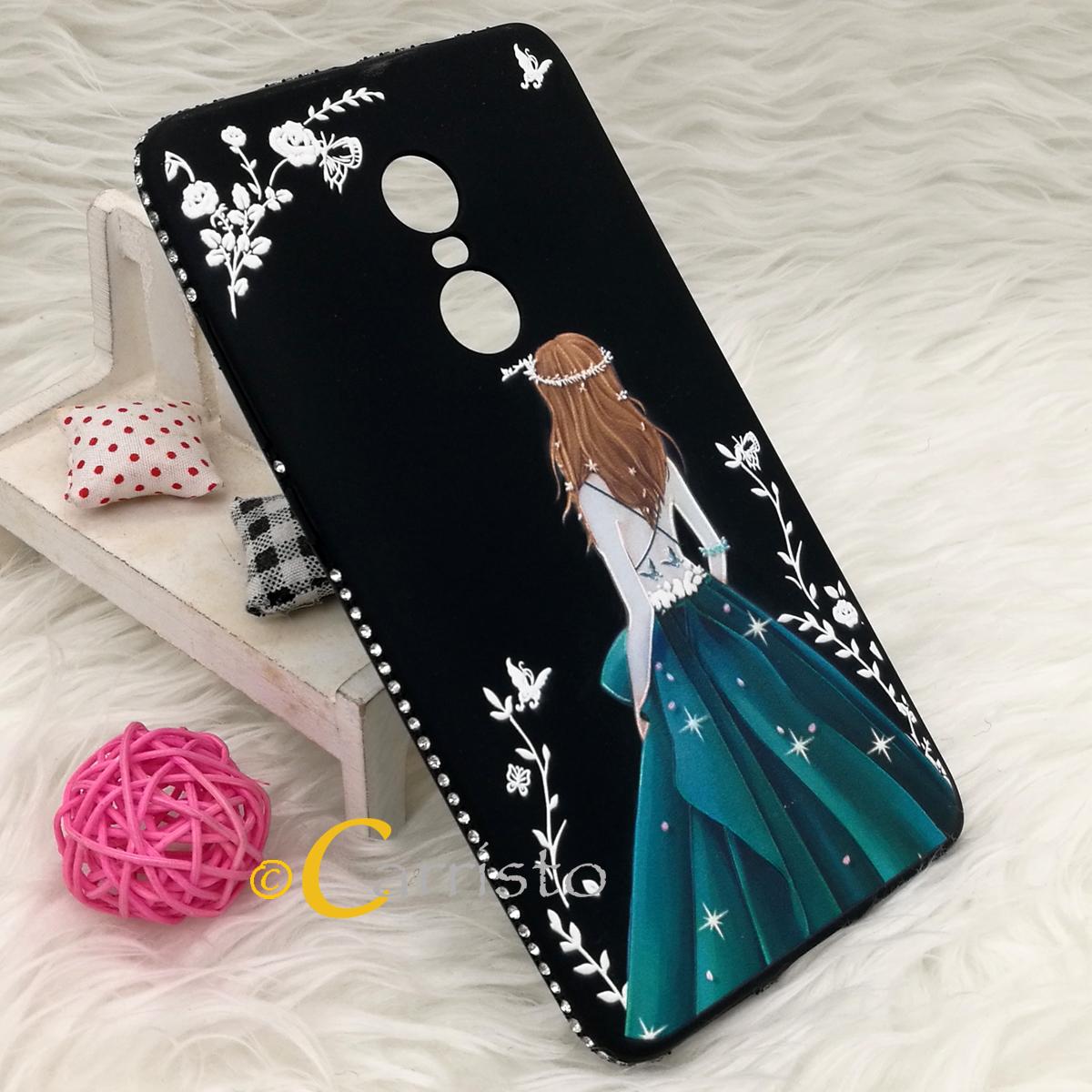 on sale abd61 52955 Xiaomi Redmi Note 4X Snapdragon / Note 4 Mediatek Secret Garden Soft C