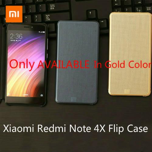 Xiaomi Redmi Note 4X Snapdragon Smart Dot View Case Original
