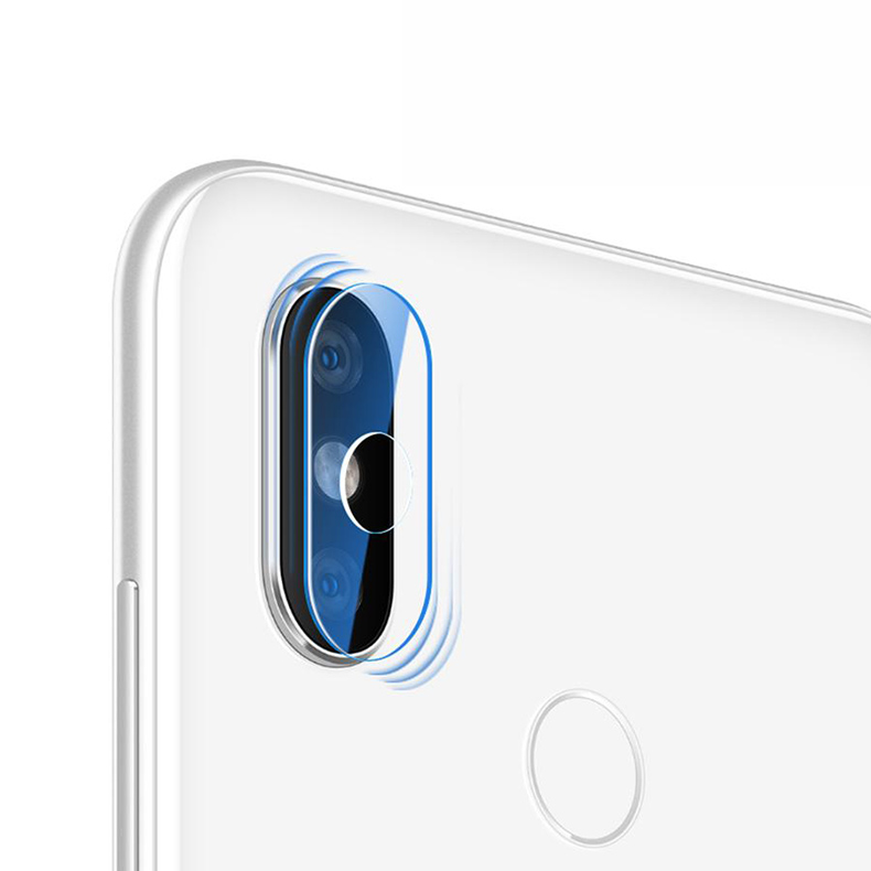 best loved 38ff2 cd73d Xiaomi Redmi Note 5 Mi A1 Camera Lens Protector Tempered Glass