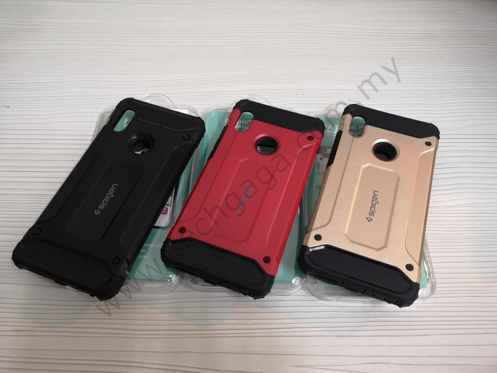 new york 08663 4835d Xiaomi Redmi Note 5 / Pro Spigen Slim armour Protect Case Cover