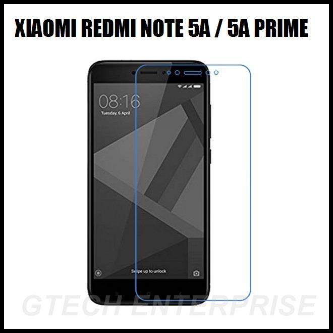 Xiaomi Redmi Note 5A / 5A Prime Premium Screen Protector