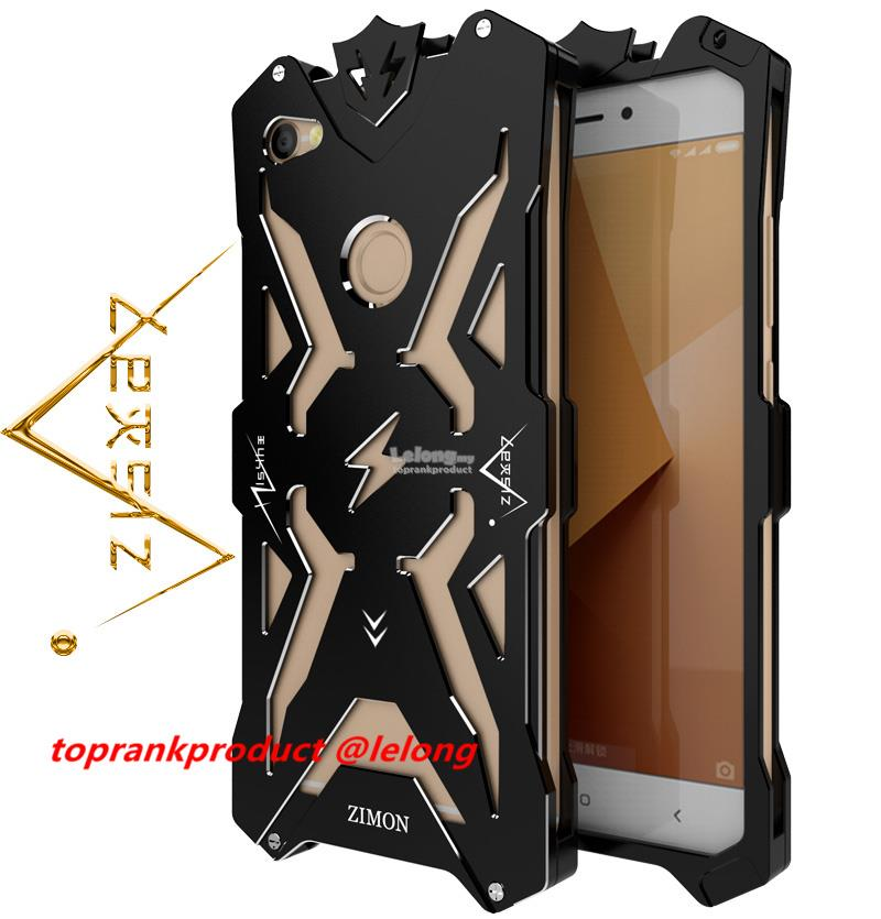 Xiaomi Redmi Note 5A / Prime Aluminium Thor Metal Case Cover Casing