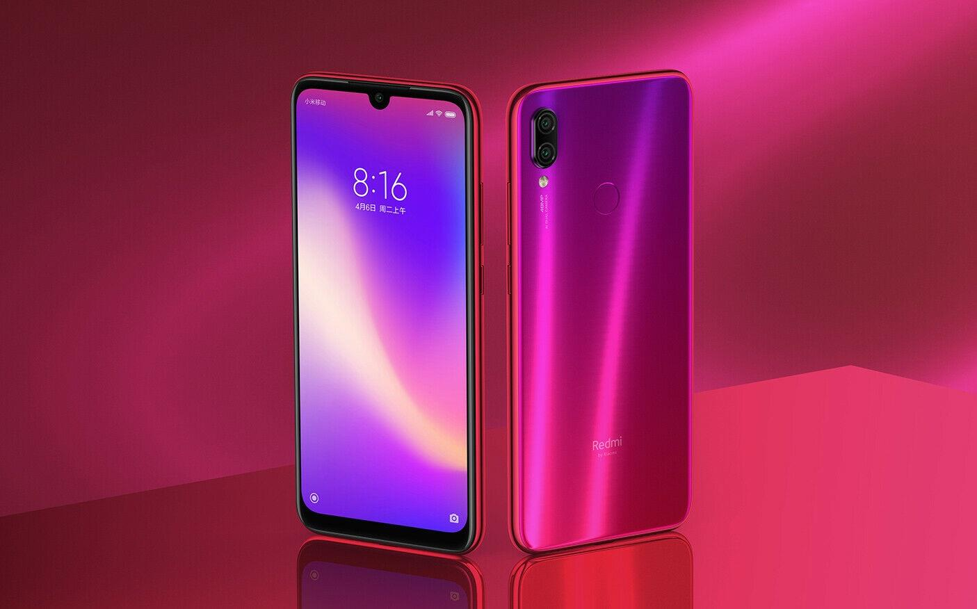 Xiaomi Redmi Note 7 Pro 6+128GB Glob (end 3/25/2020 3:59 PM)