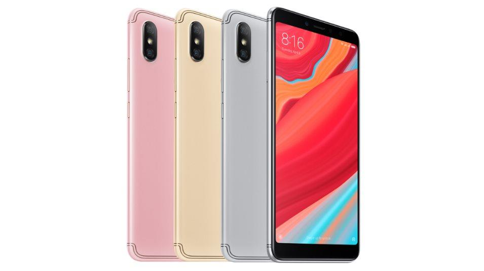 Xiaomi Redmi S2 (32GB ROM + 3GB RAM) Global ROM Ori Imported Set