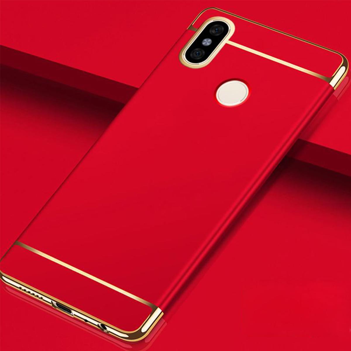 detailing 5cc5f 4febf Xiaomi Redmi S2 Mi Mix 2S Redmi Note 5 Hard Case Cover Casing