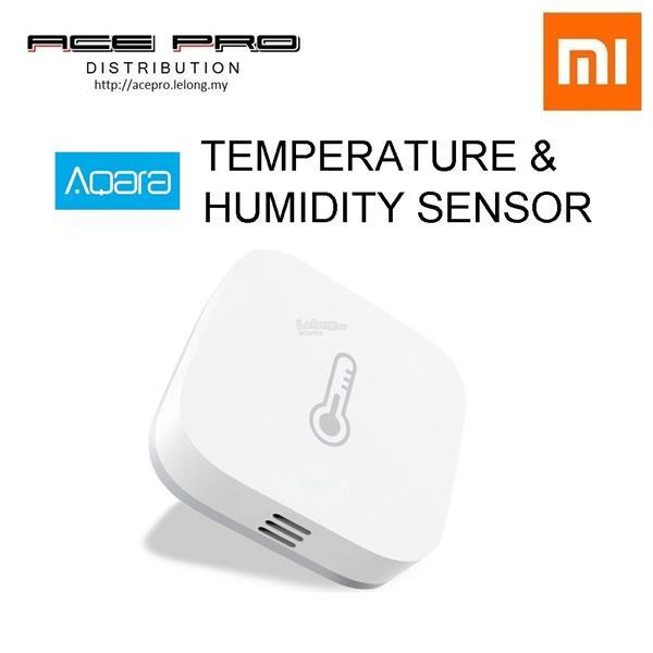XIAOMI Smart Home ( ZigBee ) - Aqara Temperature & Humidity Sensor