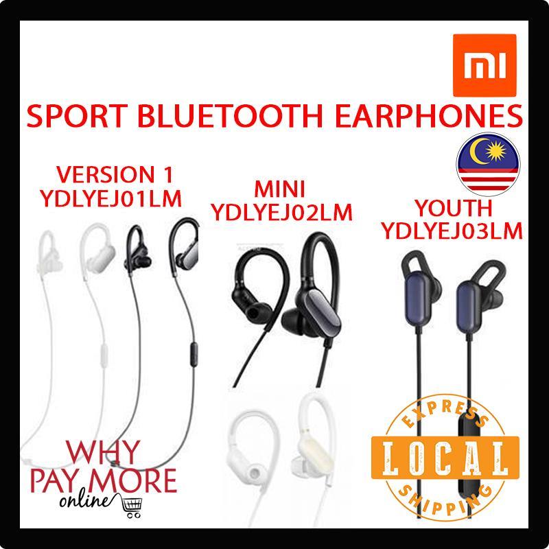 0271d6f59d0 Xiaomi Sport Bluetooth Wireless Earphones Mini Youth Mi Headphone. ‹ ›