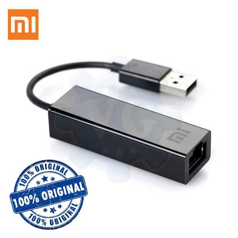 Xiaomi USB to RJ45 Ethernet LAN Adapter Converter Android TV Mibox
