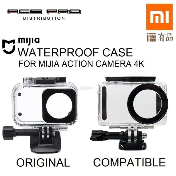 size 40 646a5 c000a XIAOMI Waterproof Case for Mijia Action Camera 4K
