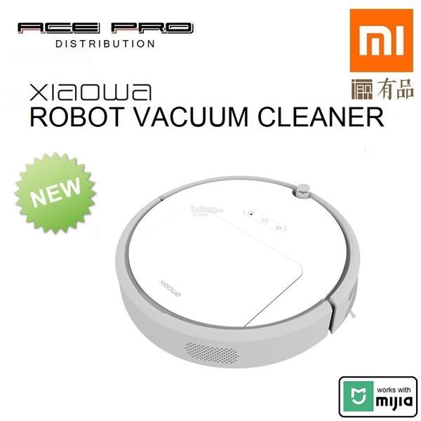xiaomi xiaowa robot vacuum - smart cleaner floor sweeping droid  ‹ ›