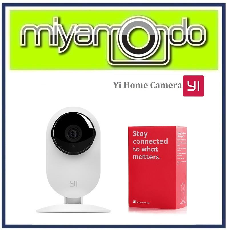 XiaoYi Yi Home CCTV Camera International (White)